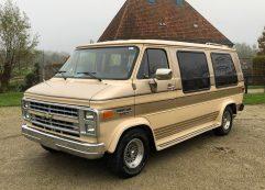 Chevrolet Camper VAN 1987