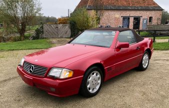 Mercedes W129 320 SL 1995 SOLD