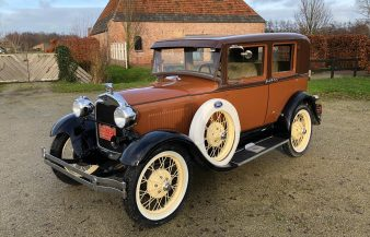 Ford Model A 1929 SOLD