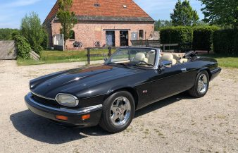 Jaguar XJ 6 1995 Convertible SOLD