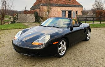 Porsche Boxter Convertible 1998 SOLD