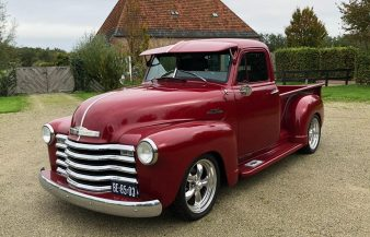 Chevrolet p/u 1951 Stepside SOLD