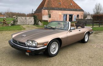 Jaguar XJS 12 1989 Convertible SOLD
