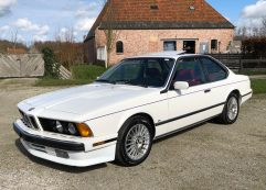 BMW 635 CSi (E24) 1987 — SOLD