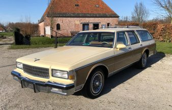 Chevrolet Caprice Brougham 1987 SOLD