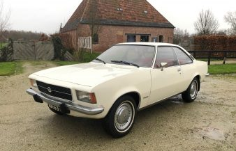 Opel Rekord 1900 Coupé 1972 SOLD