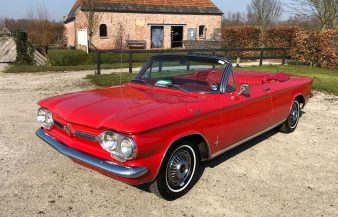 Chevrolet Corvair 1962 SOLD