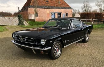 Ford Mustang 1965 SOLD