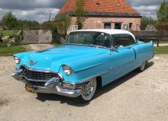 Cadillac Coupe de Ville 1955 — SOLD
