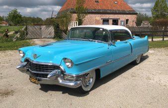 Cadillac Coupe de Ville 1955