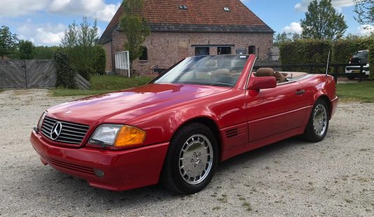 Mercedes W129 300 SL 1992 SOLD