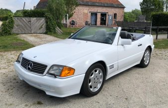 Mercedes W129 500 SL 1991 SOLD