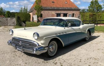 Buick Roadmaster 75 Coupe 1957 SOLD