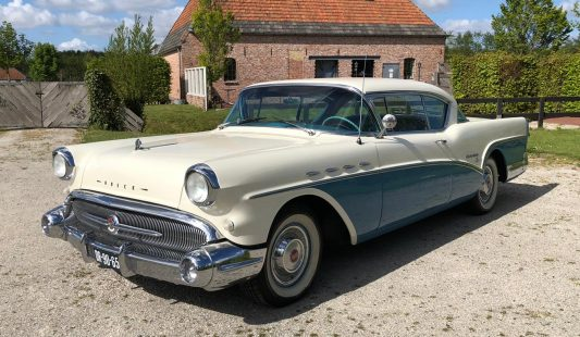 Buick Roadmaster 75 Coupe 1957 — SOLD