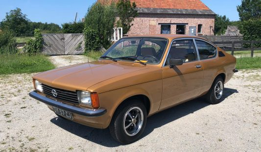 Opel C Kadett Coupé 12 S 1978 SOLD
