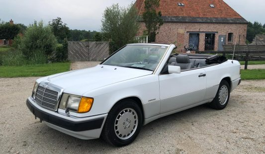 Mercedes W124 300 CE-24 1990 SOLD