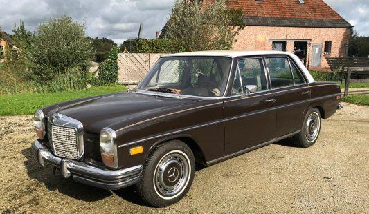Mercedes W114 250 1972
