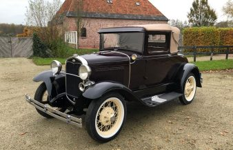 Ford Model A Coupe 1931 — SOLD
