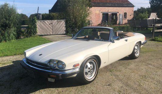 Jaguar XJS V12 1988 Convertible