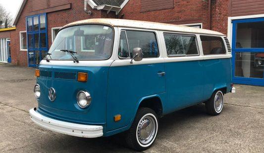 Volkswagen T2 Passenger VAN 1978
