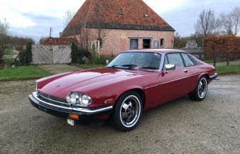 Jaguar XJS V12 1987 — SOLD