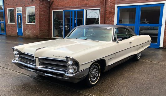 Pontiac Bonneville Coupe 1965