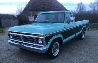 Ford F150 p/u 1977 — SOLD