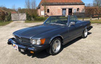 Mercedes W107 450 SL 1976