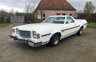 Ford Ranchero 1977 — SOLD