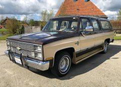 Chevrolet Suburban C10 1984